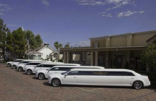Las Vegas Limo Service for Weddings