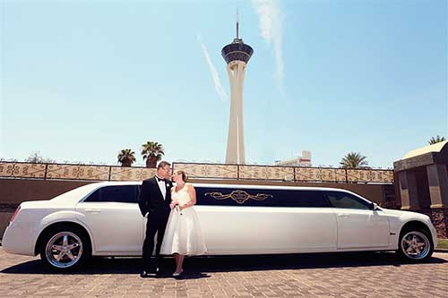 Wedding Limo Packages