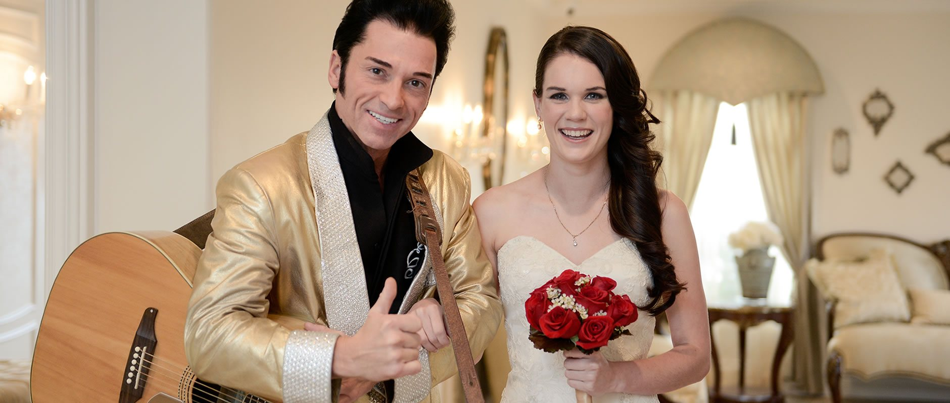 Get Married by Elvis in Las Vegas