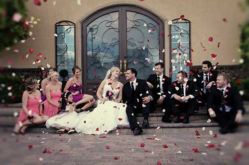 Fabulous Las Vegas Wedding
